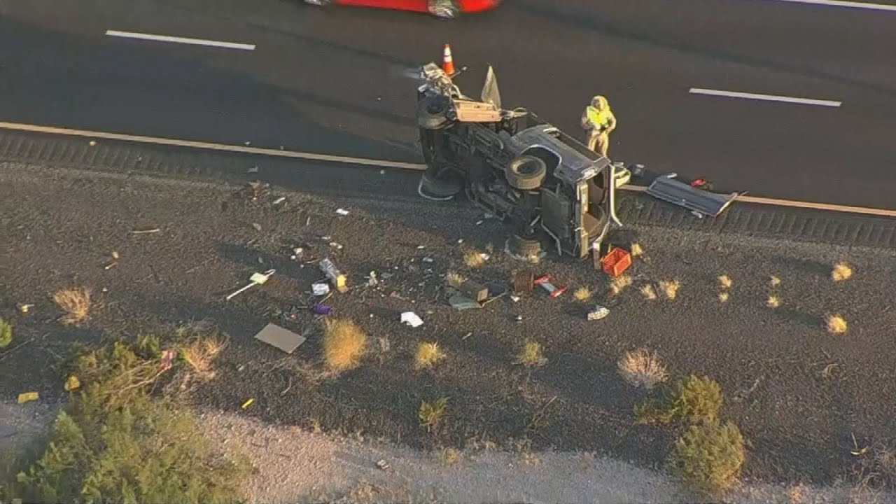 Second accident occurs near fatal crash on I-10 near Buckeye