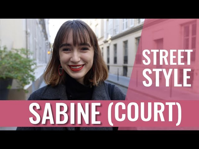 STREET STYLE - COURT ET SES CHAUSSETTES OEUVRES D'ART
