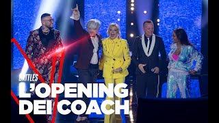 L'opening dei Coach - TVOI 2019