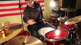 bad company drum cover five finger death punch