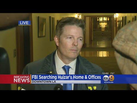 FBI Agent Discusses Raids Of Home, Office Of LA City Councilman Jose Huizar