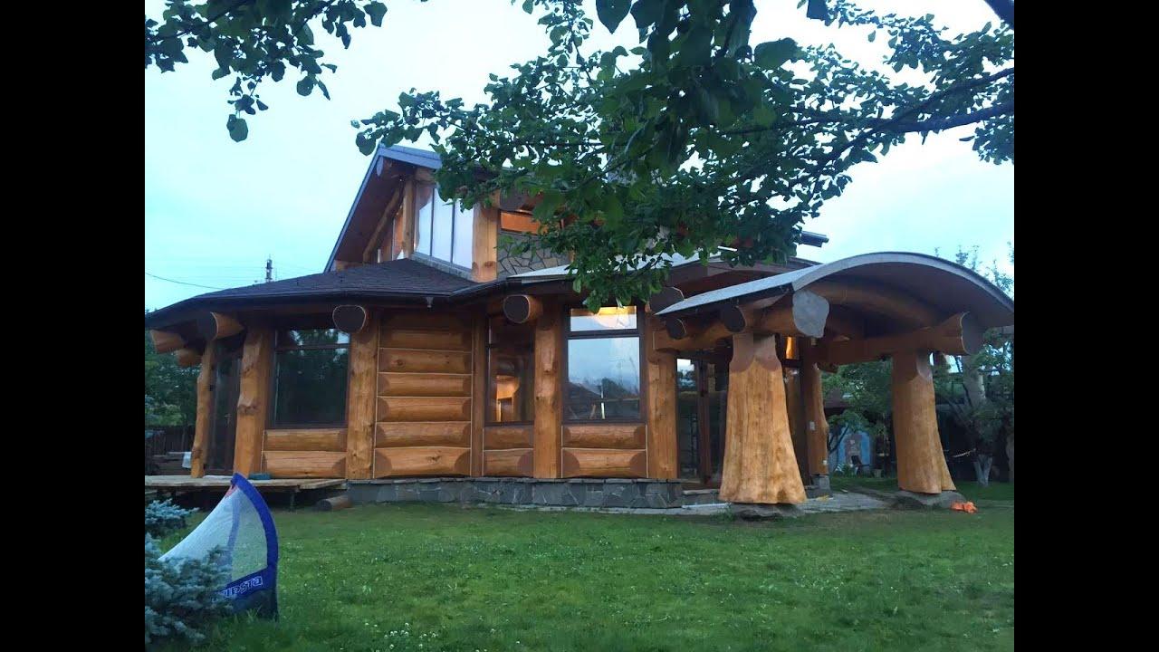 Купить деревянный сруб дома под ключ цена во Владимире и