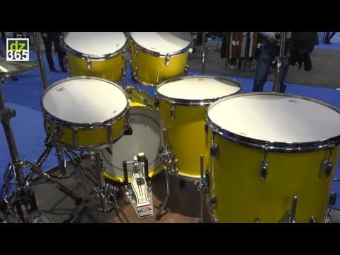 Vinnie Colaiuta original yellow Gretsch...