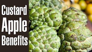 10 Health Benefits Of CUSTARD APPLE (Sitaphal)