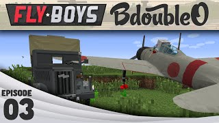 Minecraft Fly Boys :: Selling the Truck :: Episode 3