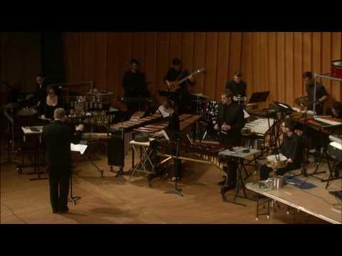 Percussion Ensemble - Frank Zappa Arr. Doug Wallace - G-Spot Tornado