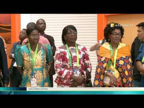 EXPO Комиссарлары №10 (03.07.2017) - Kazakh TV