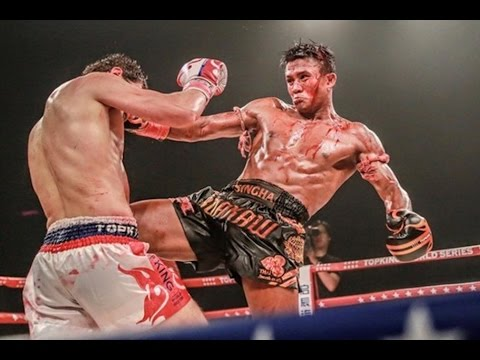 Buakaw the king of Muy Thai and The World Best Kick Boxer
