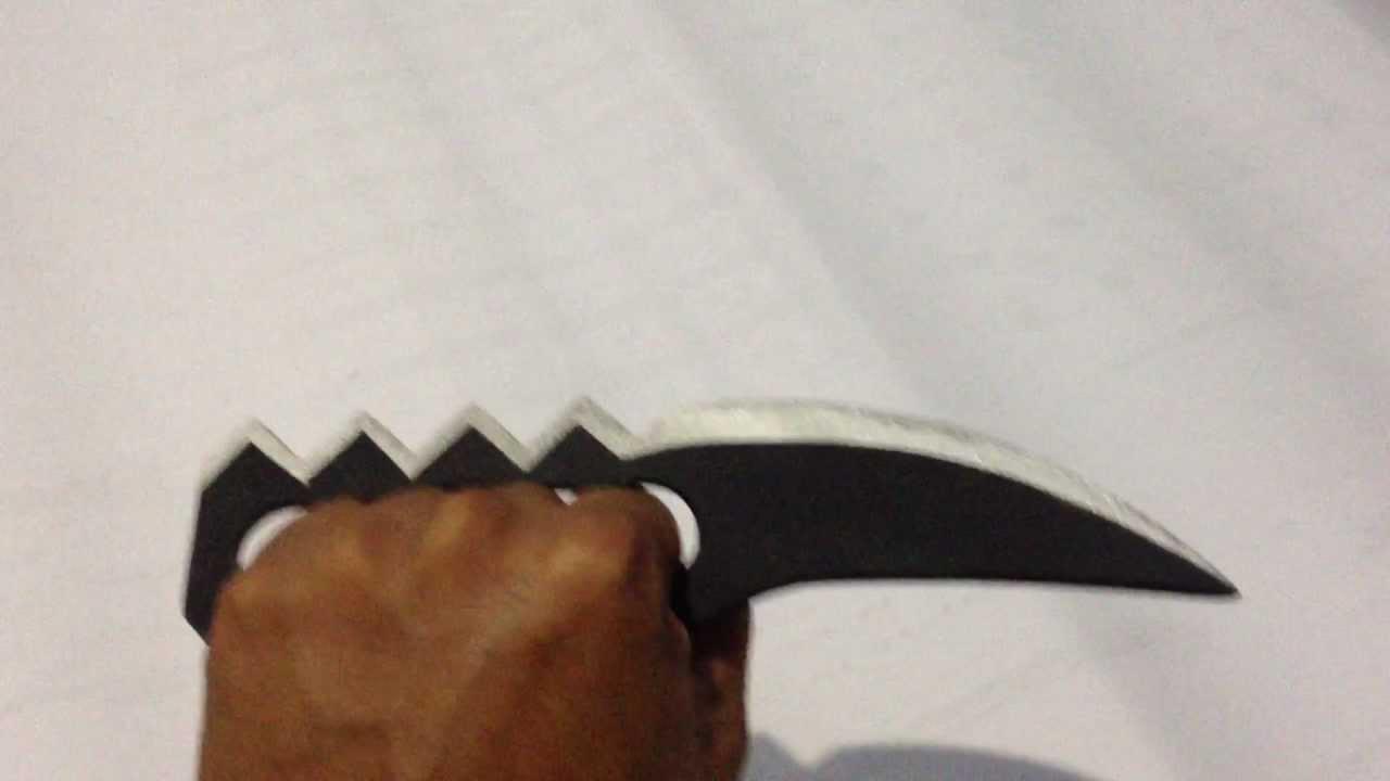 cuchillo asumaasuma knife youtube