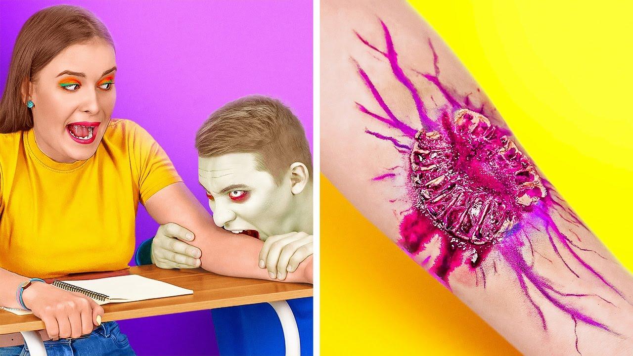 Download PRANK TERGOKIL SEPANJANG MASA || DIY dan Trik Prank Kocak untuk Teman oleh 123 GO!