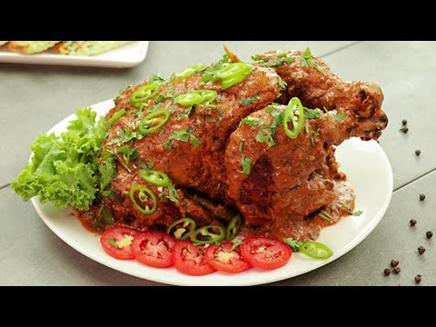 Murgh Musallam Recipe | Whole Chicken Curry Recipe By SooperChef (Eid Special Recipes 2019)