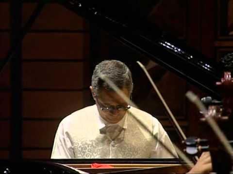Brahms, Concierto para piano Nº 1, I. Maestoso, (Parte 1)
