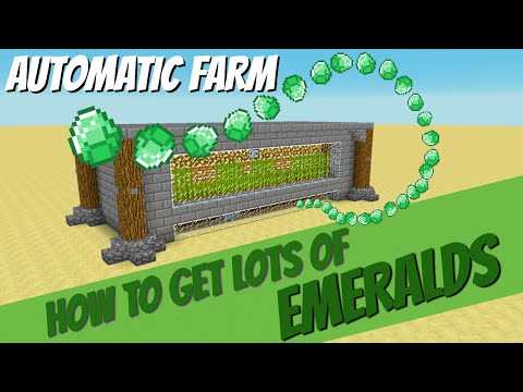 Minecraft 1.14: How To Turn Sugar Cane Into Mending Books | Easy Survival Sugar Cane Farm (Avomance)