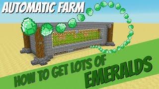 Minecraft 1.14: How to Turn Sugar Cane into Mending Books | Easy Survival Sugar Cane Farm (Avomance)