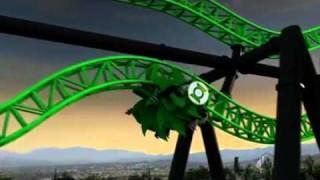 Six Flags Magic Mountain Announces 3 New Coasters For 2011