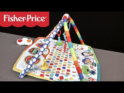Baby's Bandstand Play Gym from Fisher-Price