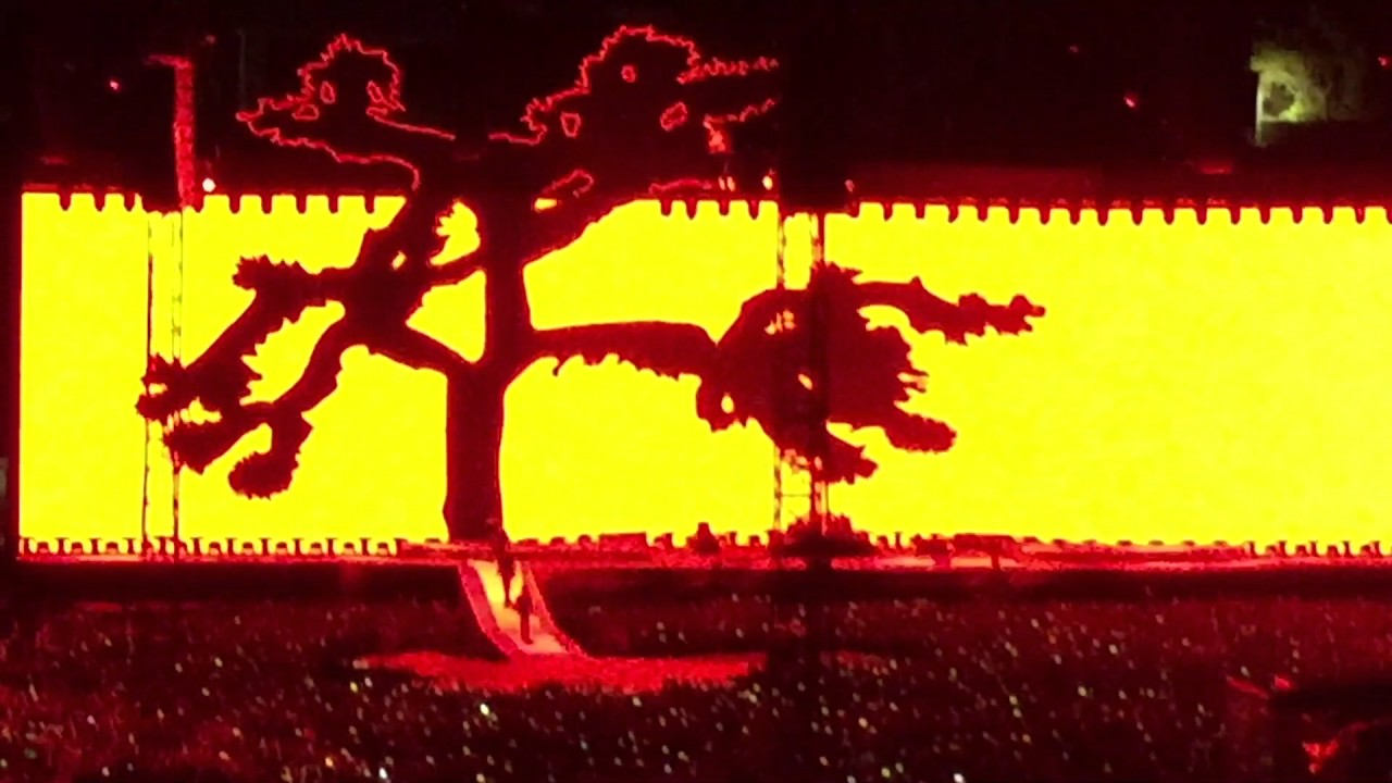 Resultado de imagen de U2 The Joshua Tree Tour 2017 Multicam Full Show Best Audio Quality! June 3 Chicago Soldier Field
