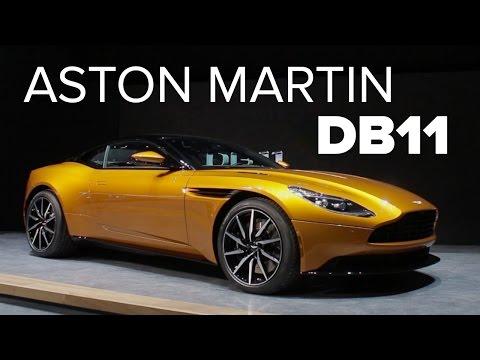 Geneva 2016: 600bhp Aston Martin DB11 Exclusive Walkaround And Full Details