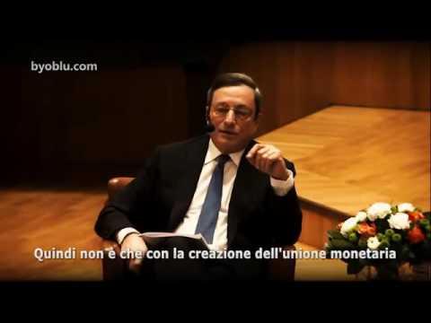 """INQUETANTE intervista fatta a Mario Draghi censurato dai media: """"abbiamo dovuto impoverirvi"""""""