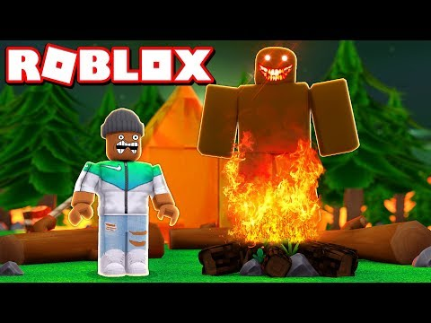 The SCARIEST Roblox Camping Trip Ever!! – Chillagoe Cockatoo