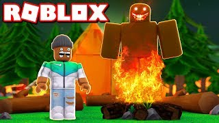 The SCARIEST Roblox Camping Trip Ever!! (CAMPING PART 3)