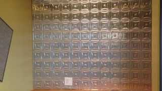 Decorative Ceiling Tiles - Grand Opening - Margate, Florida 2013