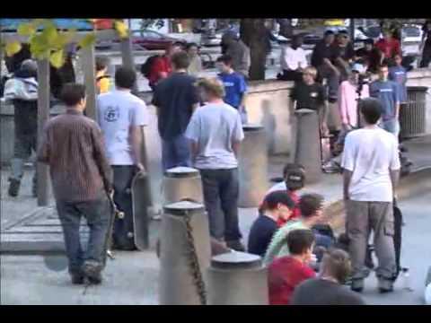 On Video - Winter 2004 Skateboarding
