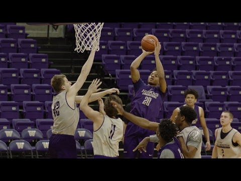 'All Access'extended: Washington men's basketball starting to find its identity