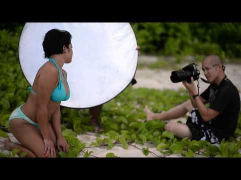 Betina Camacho's Guam Bikini Photoshoot