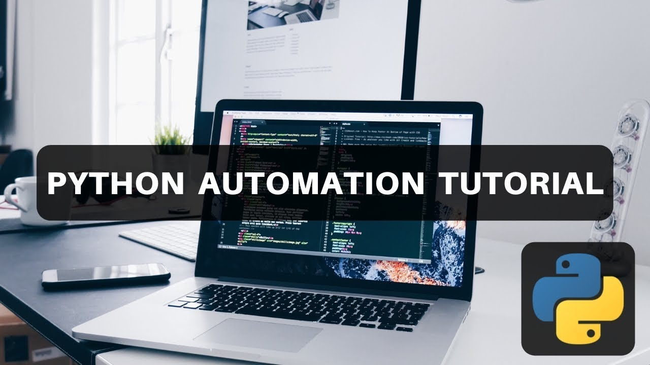 Python Automation Tutorial For Beginners | Automating Your Wallpapers