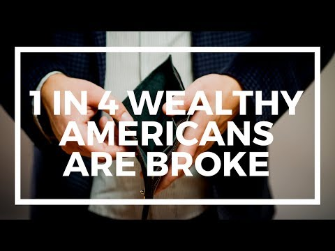 1 in 4 wealthy Americans don't have an emergency fund