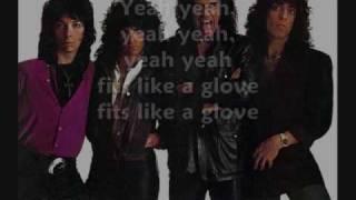 Kiss - Fits Like A Glove - With Lyrics