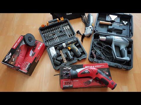 Электроинструмент для дома и ремонта с Aliexpress