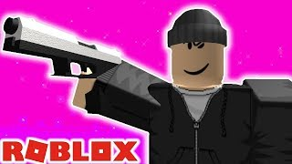 KIDS acting like GANGSTERS in ROBLOX
