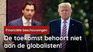 De toekomst behoort niet aan de globalisten! Baudet bij de Algemene Financiële Beschouwingen