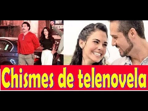 Confirman romances de actores de telenovelas noticias for Chismes de espectaculos