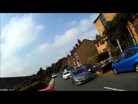mobius hd camera crash footage