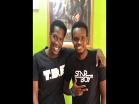 Wil and DJ KasBaby