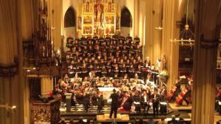 """Mendelssohn PAULUS 11. Chor: """"Siehe wir preisen selig"""""""