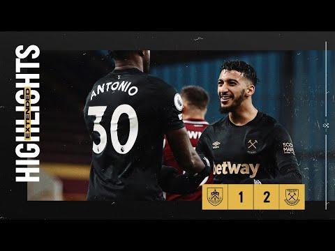 Burnley West Ham Goals And Highlights