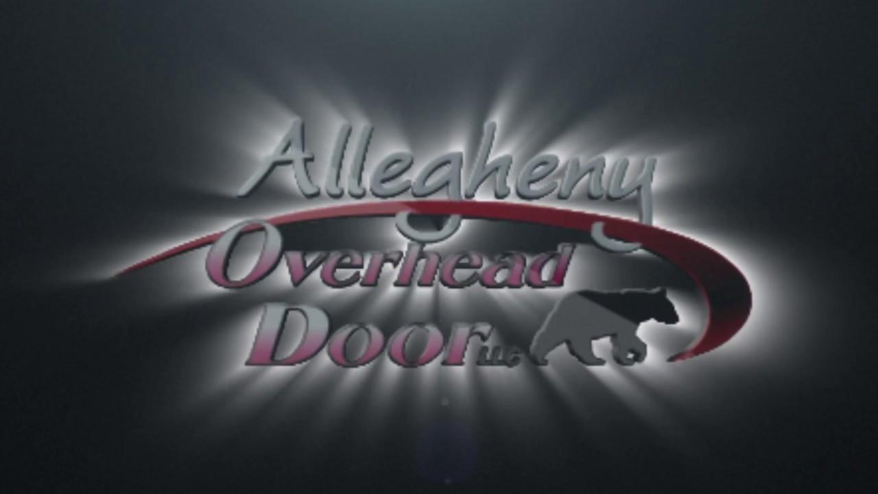 Garage Door Maintenance Tips by Allegheny Overhead Door & Garage Door Maintenance Tips by Allegheny Overhead Door - YouTube