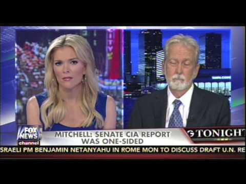 James Mitchell discusses torture on The Kelly File
