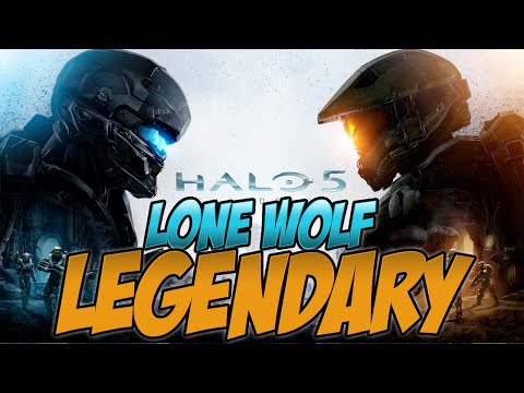 Halo 5: Guardians Legendary Lone Wolf Walkthrough - Mission 5: Evacuation