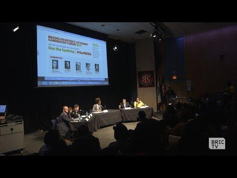Brooklyn District Attorney Candidates' Forum | BRIC TV