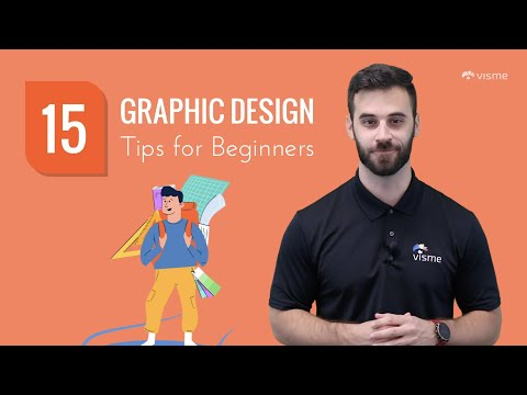 Top 15 Graphic Design Tips for Beginners