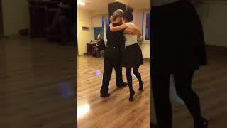 Ertuğrul Yılmaz & Özge Balk - Tango Dance