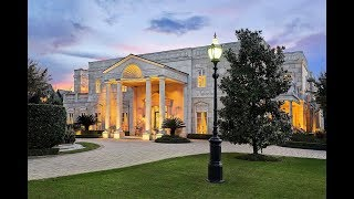 Incomparable Parisian-Inspired Marvel in Houston, Texas | Sotheby's International Realty