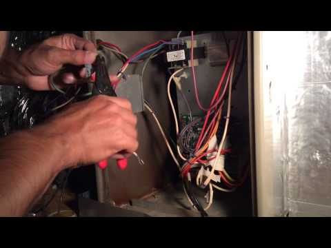 Goodman GMP075-3 Control Board Replacement - YouTube on goodman heat kit wiring diagram, goodman furnace wiring, goodman hvac fan wiring diagram, goodman gmp075-3 parts, goodman air conditioner schematic diagram, goodman a24 10 wiring diagram, goodman manufacturing wiring diagrams, goodman air handler parts diagram, goodman ac heat pump wiring diagram, goodman package units diagram, goodman heat sequencer wire diagram,
