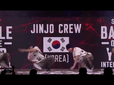 Jinjo Crew (South Korea) - SNIPES Battle Of The Year 2018 -