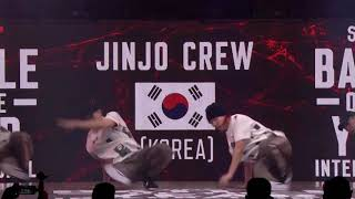 Jinjo Crew - SNIPES Battle Of The Year 2018